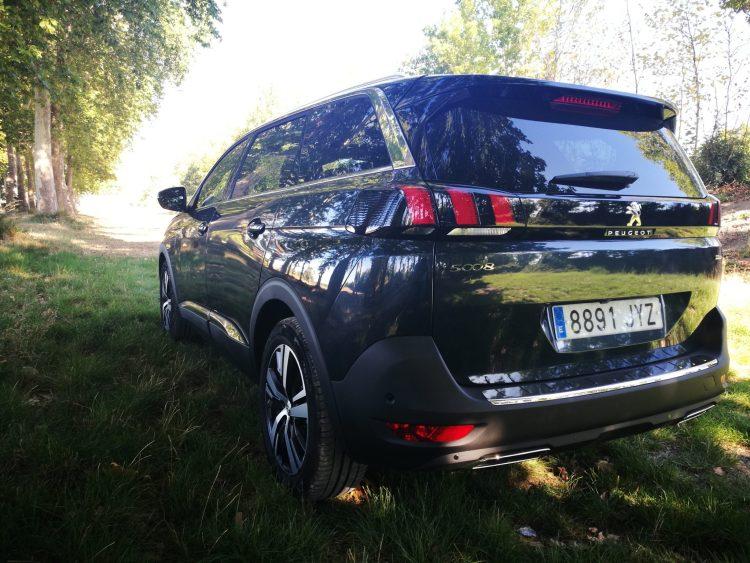 Trasera Peugeot 5008 GTLine