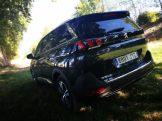 Vista trasera Peugeot 5008 GTLine