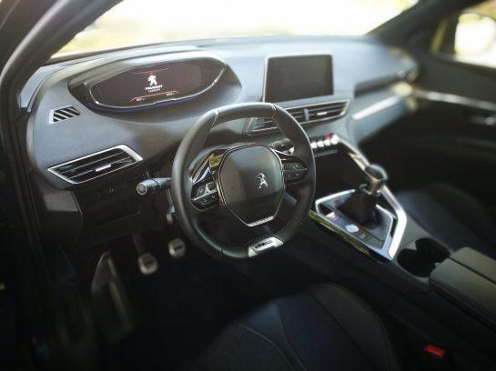 Puesto Conductor Peugeot 5008 GTLine