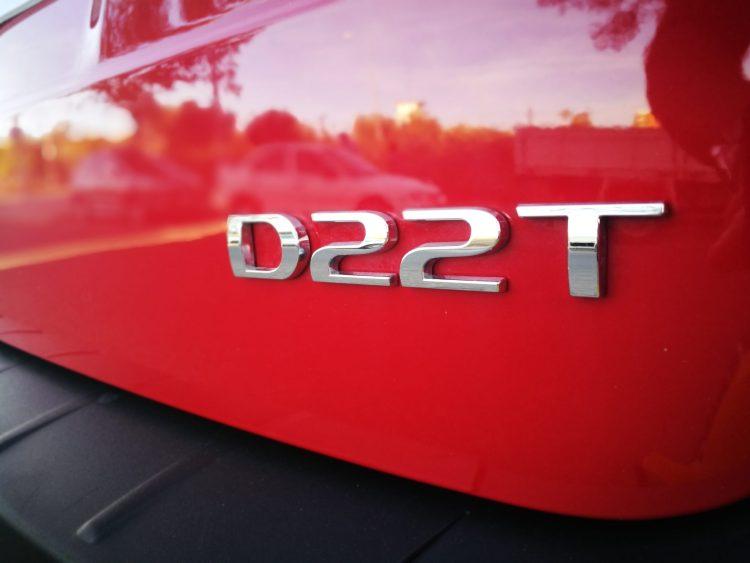Motor D22T