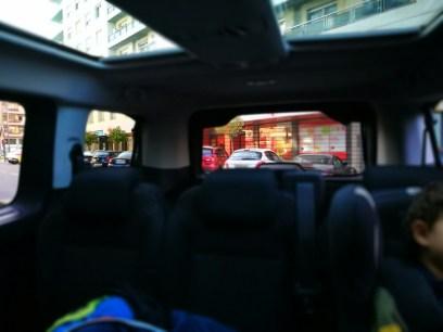 Toyota Proace Verso Family - interior trasera