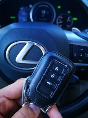 Llave Lexus Rx450h