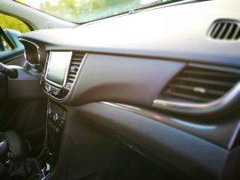 Nuevo salpicadero Opel Mokka X