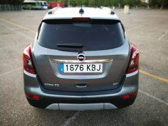Trasera Opel Mokka X