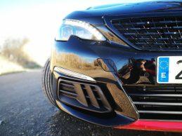 Nuevo paragolpes 308 GTI