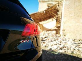 Emblema 308 GTI