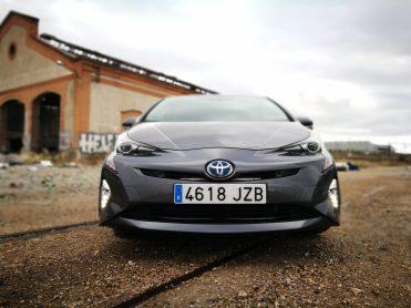 Toyota Prius Frontal