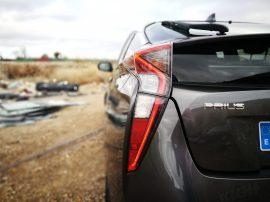Pilotos traseros Toyota Prius