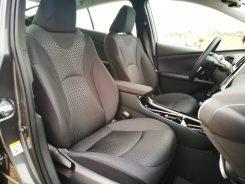Asientos delanteros Prius