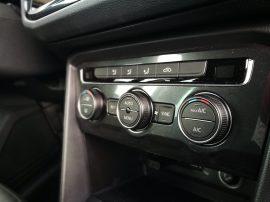 Botones climatización