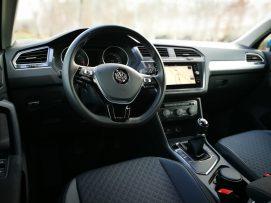 Interior VW TIguan