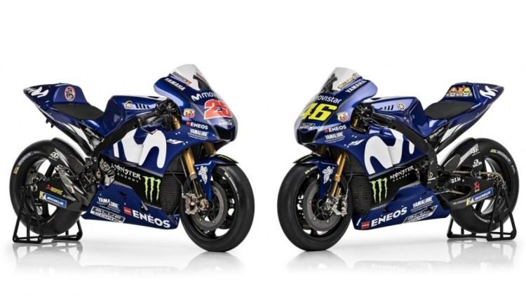 Movistar Yamaha M1 MotoGP 2018