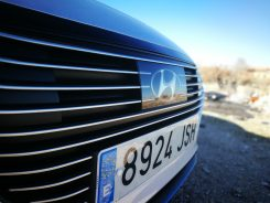 Detalle radar logo Hyundai