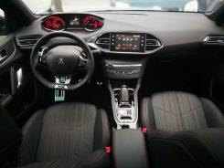 Interior Peugeot 308 SW GT
