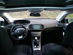 Interior Peugeot 308 Allure