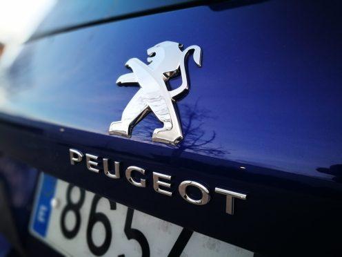 Emblema Peugeot 308