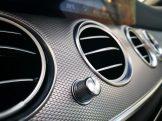 Mercedes Benz Clase E 220D detalle difusor