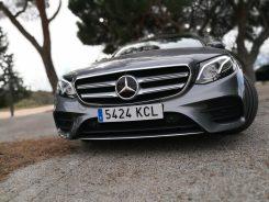 Mercedes Benz Clase E 220D frontal