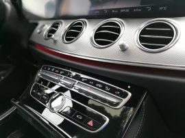 Mercedes Benz Clase E 220D difusores
