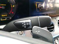Mercedes Benz Clase E 220D levas y cambio palanca