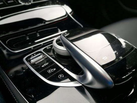 Mercedes Benz Clase E 220D Joystick