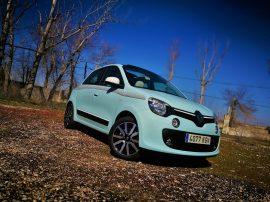 Renault Twingo 0.9 TCe 90 EDC Zen