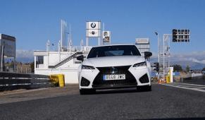 Lexus GS F Circuito Jarama