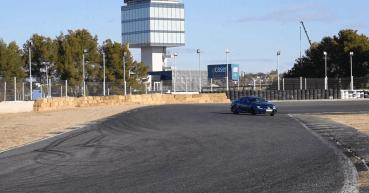 Lexus RC F Circuito Jarama