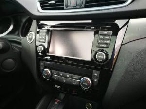 Sistema Infoentretenimiento Nissan Qashqai