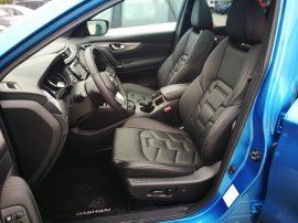 Asientos 3D Nissan Qashqai Tekna+