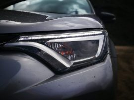 Opticas Full LED Toyota RAV4