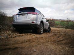 Toyota RAV4 Trasera