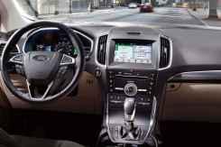 Ford Edge - Interior