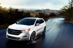 Ford Edge - Marcha