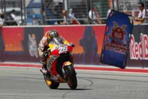 Pedrosa MotoGP Austin