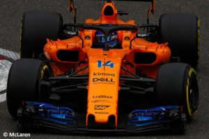 McLaren F1 Fernando Alonso