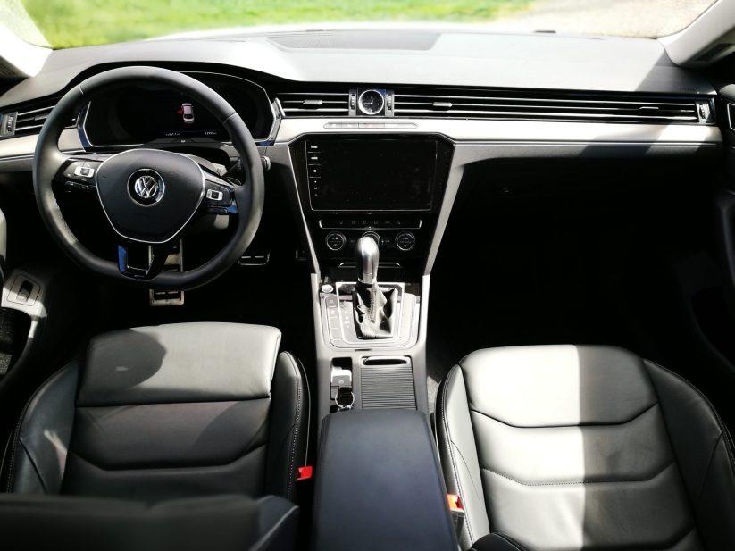 Interior VW Arteon 2.0 TDI Elegance