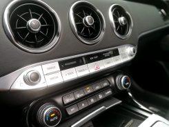 Interior premium Kia Stinger