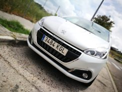 Frontal Peugeot 208 5p