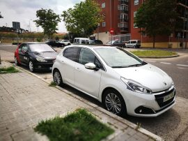 Peugeot 208 5p y 206 GTI CAR and GAS