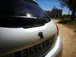 Emblema Peugeot