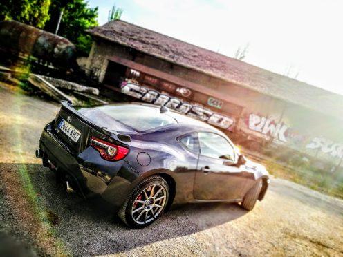 Toyota GT 86 2018 Exterior