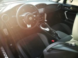 Interior Toyota GT 86