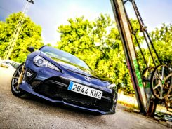 Frontal GT 86