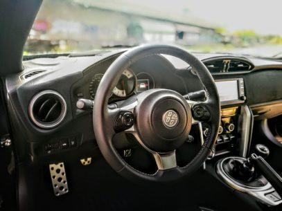 Nuevo Volante GT 86