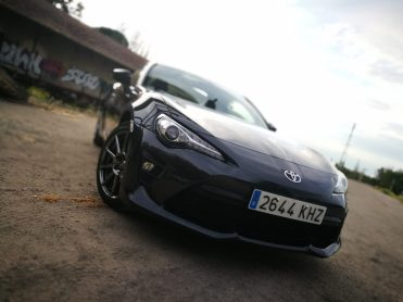 GT 86 Frontal