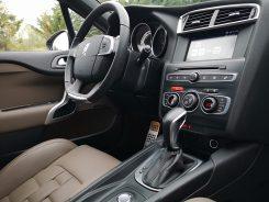 Prueba DS4 Crossback - interior