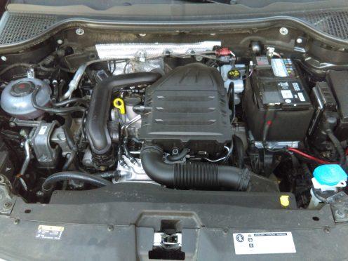 Motor 1.0 TSI 115cv