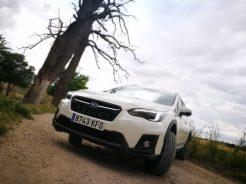 Frontal nuevo Subaru XV