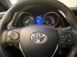 Volante Toyota Auris Hybrid